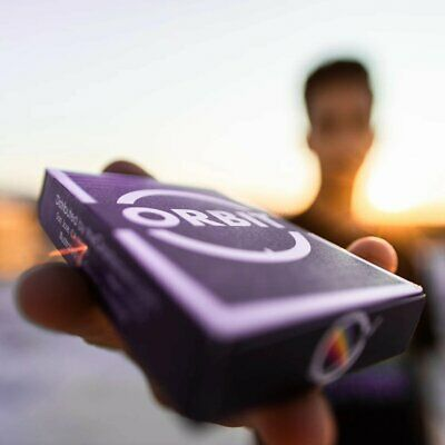 Orbit Playing Cards V7 New Release Retro Space Cardistry Deck In-Stock
