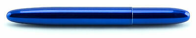 Fisher Space Pen Bullet Style Blueberry Pressurized Black Ink Medium Point