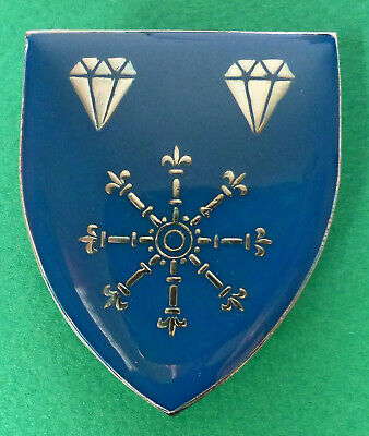 1 SOUTH WEST AFRICA LOGISTIC SUPPLY CORPS BRIGADE SCARCE original BREAST BADGE