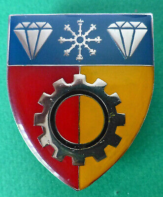 1 Swa Military Workshop Technical Corps South West Africa Reme Breast Badge