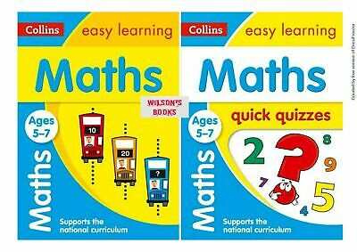Ks1 Maths Practice 5-7 Year Olds. Brand New. Sats Practice For 2020