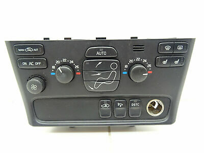 2005 Volvo S80 heater climate control 30746019