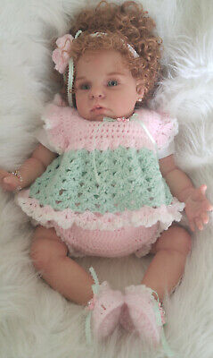 "Honey (20"" Reborn Art Doll) Ready to go Home"