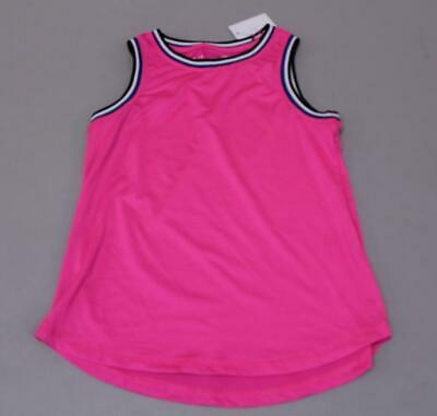 Rockets Of Awesome Girl's Sleeveless Active Top SV3 Pink Size 8 NWT