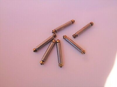 Markits M18 Romford 4mm Scale 3 Link Couplings Sprung