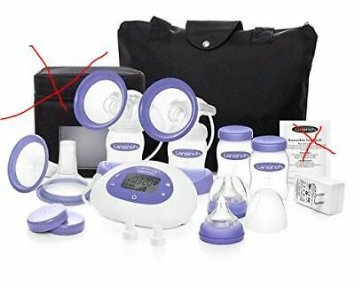 Lansinoh Smart Double Electric Breast Pump