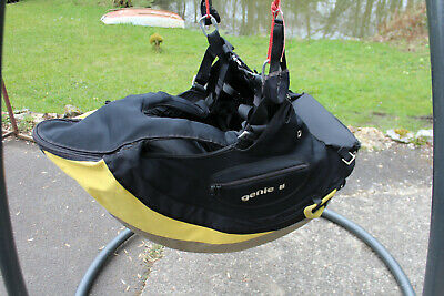 Paragliding Harness For Groundhandling Or Flying - Gin  Genie 2