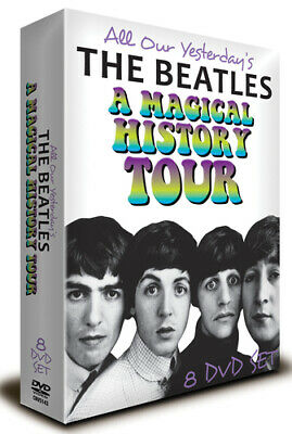 The Beatles: All Our Yesterdays - A Magical Mystery Tour DVD (2013) The Beatles