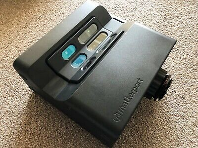 MATTERPORT PRO 2 3D MC250 plus gears  99% new only used a