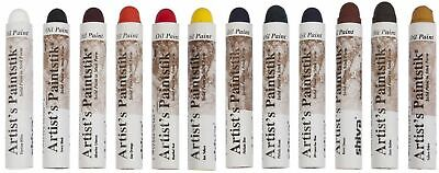 Shiva Oil Colour Paintstick - Professional 12pc