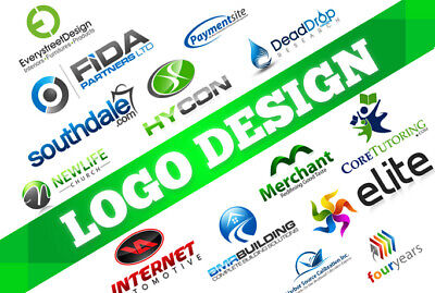 Professional Custom LOGO design,100% Guaranteed