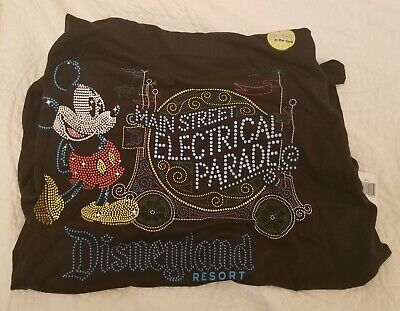 Main street Electrical Parade Tee (Disneyland) . New With Tags. XL