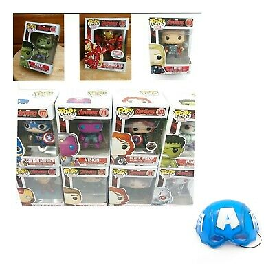 Funko Pop Marvel Avengers: Age of Ultron Lot (11) w/ Exclusives like Hulkbuster