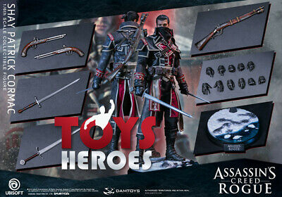 DAMTOYS DMS011 SHAY PATRICK CORMAC ASSASSIN'S CREED: ROGUE Preoder Coupon