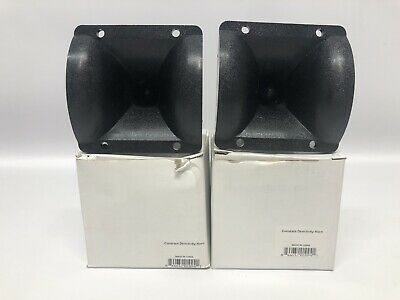 NEW Pair Of Constant Directivity Horns in original box