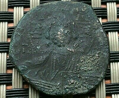 Constantine Viii 1025-1028 Ad Classs A3 Anonymous Follis Ancient Byzantine Coin