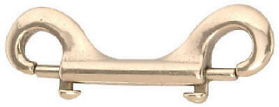 APEX TOOLS GROUP LLC Stainless Steel Double Ended Bolt Snap, 3/8-In. T7631204