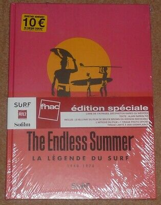 Coffret Blu Ray  The Endless Summer Neuf Sous Blister