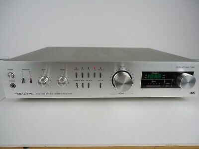 VINTAGE SONY STR-7035 Stereo Receiver Amp Wood Case Phono In