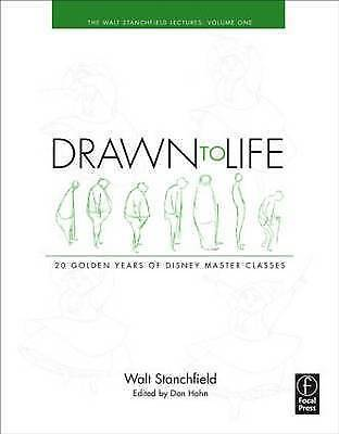 Drawn to Life: 20 Golden Years of Disney Master Classes. Volume 1: The Walt Stan