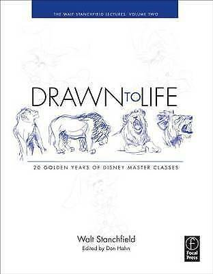 Drawn to Life: 20 Golden Years of Disney Master Classes. Volume 2: The Walt Stan