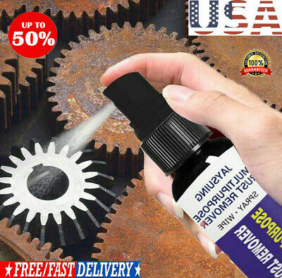 Multi-Purpose Car Rust Remover Inhibitor Maintenance Derusting Spray Cleaning Sl