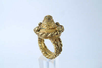 Alter Ring Baule AY76 Old Ring bague Afrozip
