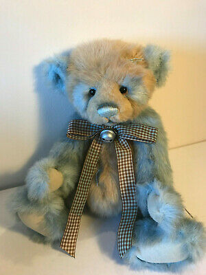 Retired Charlie Bear 2012 🎭Delightful DILLY🎭 A Real Cutie Who Loves Bear HUGS!