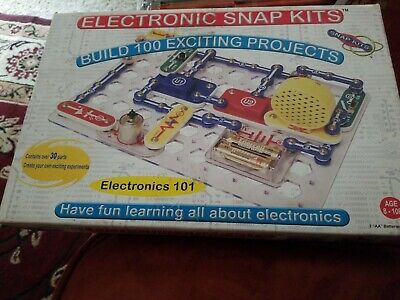 Electronics & Electricity, Science & Nature, Educational