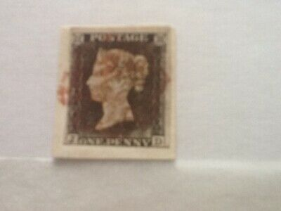 GB collection Penny Black , High Values , Sea horses to QE