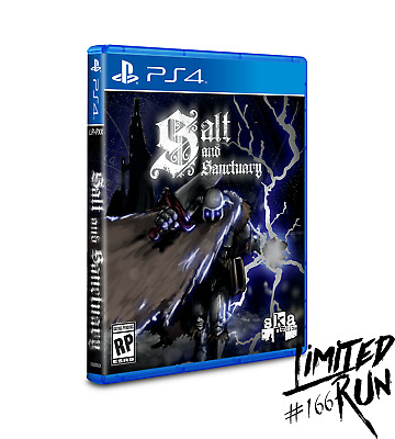 Salt and Sanctuary (Sony PlayStation 4) PS4 - Limited Run Games #166 - Brand New