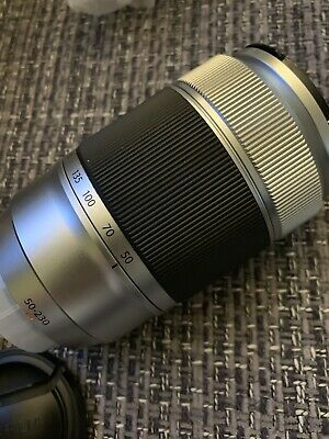 Fujinon XC50-230mm f4.5-6.7 OIS Silver - Open Box