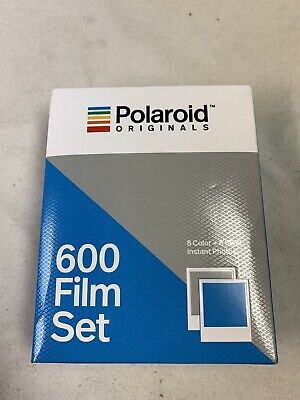 EXPIRED - Polaroid Originals Color & B&W Instant Film Double Pack For 600