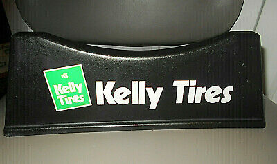 KELLY TIRE and WHEEL DISPLAY STAND