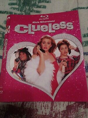 Clueless bluray slipcover only