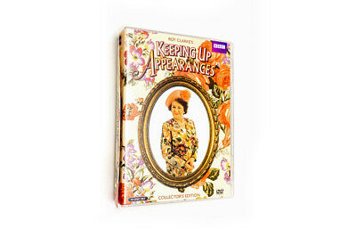 Keeping Up Appearances Collector's Edition: The Complete Series (DVD, 10 Disc)