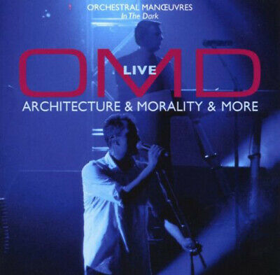 Orchestral Manoeuvres in the Dark : Architecture and Morality and More - Live