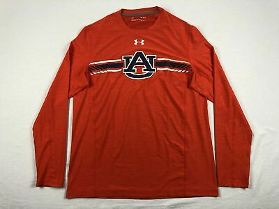 NEW Under Armour Auburn Tigers - Long Sleeve Shirt (Multiple Sizes)