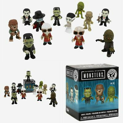 Funko Mystery Mini UNIVERSAL MONSTERS Collection (Color & B&W) **YOUR CHOICE**