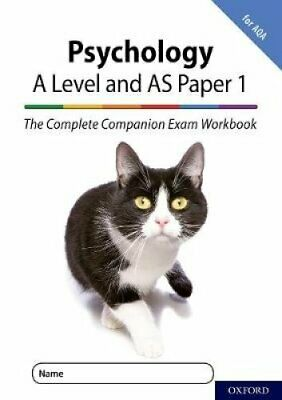 The Complete Companions for AQA Fourth Edition: 16-18: The Comp... 9780198428909