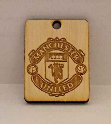 MUFC keyring - High Quality - Detailed Design Manchester United FC