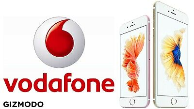 Vodafone Uk Iphone Unlock Service Iphone 6S . Imey Only Required
