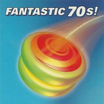 FANTSTIC 70'S various (2 x CD, Compilation) Rock, Pop Rock, very good condition,