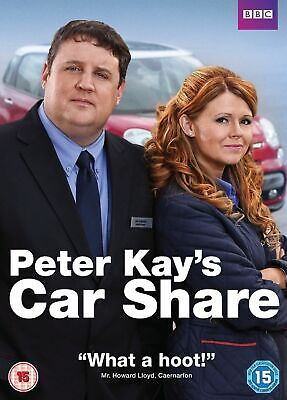 Peter Kay`s Car Share Series 1  Brand New & Sealed Uk Dvd
