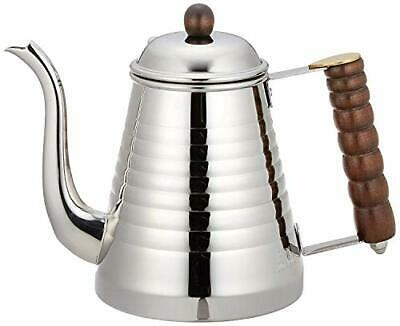 Kalita Coffee Drip Kettle Pour Over Wave Pot 1000mL / 33.81 fl o... JAPAN Import