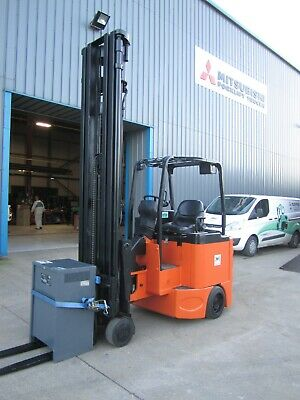 Bendi BE420-82SS 2.0 tonnes Electric Articulated Narrow Aisle Forklift Truck