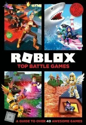 Roblox Top Battle Games by Egmont Publishing UK 9781405293471 | Brand New