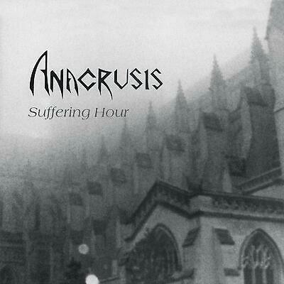 Anacrusis - Suffering Hour CD ALBUM NEW (11TH OCT)