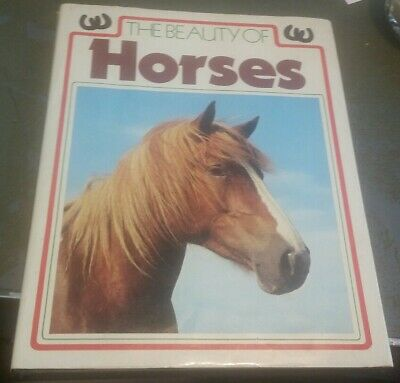 vintage 1973 the beauty of horses book
