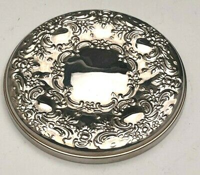 "Old Master by Towle Purse Mirror 3.25"", Excellent Condition"